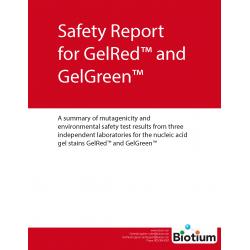 Informe de Seguridad de Uso GelRed y GelGreen