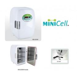 """MINI INCUBADOR REFRIGERADO PORTATIL CO2 DE 15.2 L. """"NB-203M MINICELL"""""""