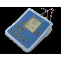 "Conductímetro/TDS/Salinometro y termometro de sobremesa ""CC-505"""
