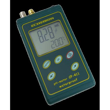 pH-METRO/TERMOMETRO PORT