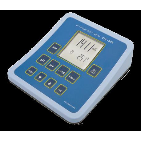 pH-METRO/CONDUCT