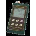 pH-METRO/MEDIDOR DE OXIGENO/TERMOMETRO PORTATIL CPO-401