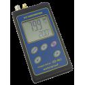 """Medidor de oxígeno/Termómetro portátil """"CO-401"""""""