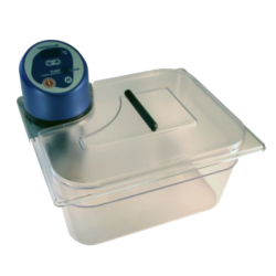 Baño Termostatico Fueraborda TW-2.02. Capacidad 8,5 l
