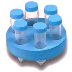 Cabezal de Vortex VX-200, para 6 tubos de 50 ml.
