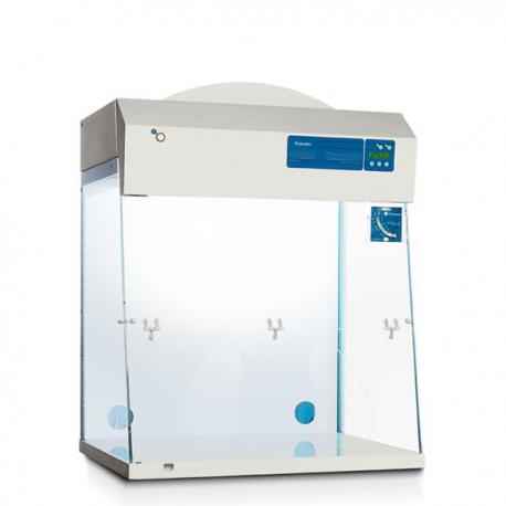 CR-870G Vitrina para la Extraccion de Gases/Vapores Verticales