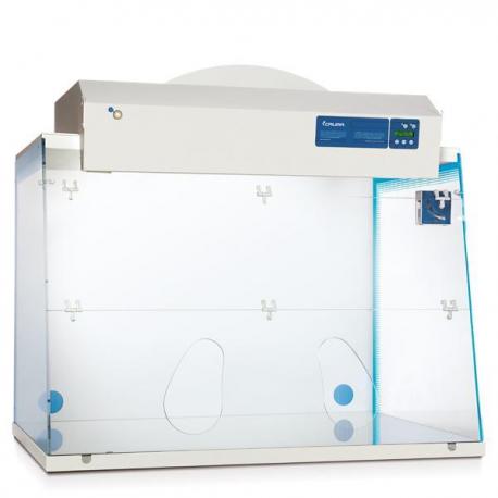 CR-870GS Vitrina para la Extraccion de Gases/Vapores Verticales