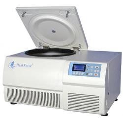 SUPER CENTRIFUGA REFRIGERADA HF-NEOFUGE23R. Capacidad máxima: 4 x 180 ml. Velocidad: desde 300 hasta 23.300 rpm. RCF: 50.377 â