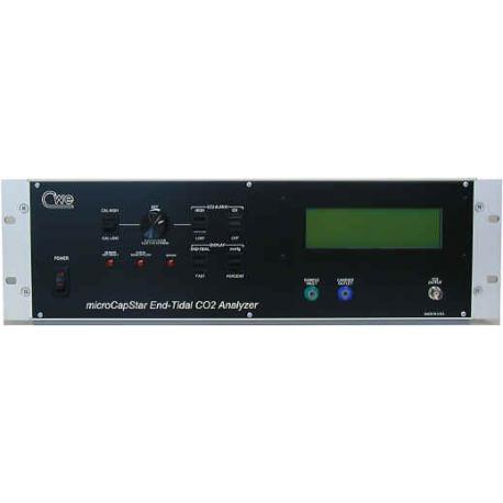 ANALIZADOR DE CO2 MOD. microCAPSTAR, PARA RATON Cwe Incorporated