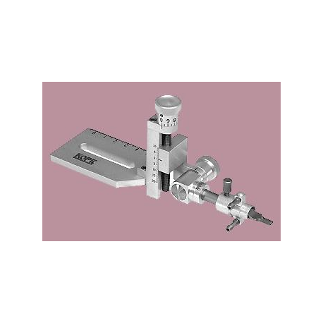 Adaptador para ratón , para administracion de gases de anestésia Mod 923-B KOPF INSTRUMENTS