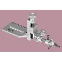 Adaptador para ratón , para administracion de gases de anestésia Mod 923-B