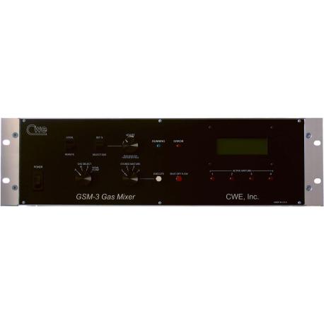 MEZCLADOR DE GASES PROGRAMABLE MOD.GSM-3