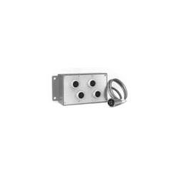 """CONJUNTO VALVULAS EXTERNAS PARA CONEXIÓN A SAR-830 - Mod. """"MVA-4"""" Adaptador para conexión de hasta 4 conjuntos de válv"""