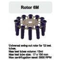 Rotor Angular 12x12 ml