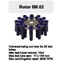 Rotor Angular 24x15 ml