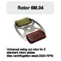 Rotor Oscilante para 2 microplacas