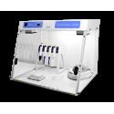 """Cabina para PCR con recirculación """"UVC/T-AR"""""""