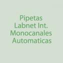 Pipetas Labnet Int. Monocanales Automaticos