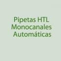 Pipetas HTL Monocanales Automáticas