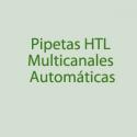 Pipetas HTL Multicanales